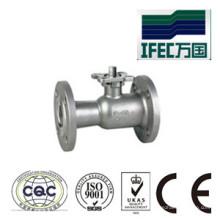 Фланцевый шаровой кран ANSI 1PC из нержавеющей стали