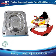 Molde del caminante del bebé 2015 por el moldeo por inyección plástico profesional Mnaufacturer molde del juguete buen precio de fábrica del diseño
