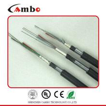 Buried / Duct / Aerial Применение mettalic tape armored multi pairs SM / MM двух типов волоконно-оптических кабелей