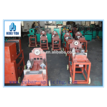 GZL-45 threading machine for rebar upset forging end