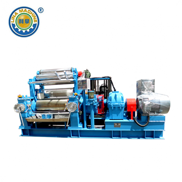 18 Inch Mixing Mill Dengan Speed ​​Varaible