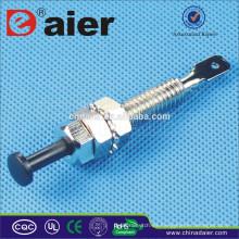 PIN-7 ON- (OFF) Interruptor de la puerta de la alarma del automóvil