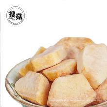 Certificados Halal Congelados Papaya Chips Snacks pacote personalizado