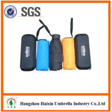 Mini 5 pliage parapluie en cas