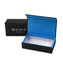 Biodegradable Luxury Folding Cardboard Paper Packaging Gift Boxes With Magnetic Lid