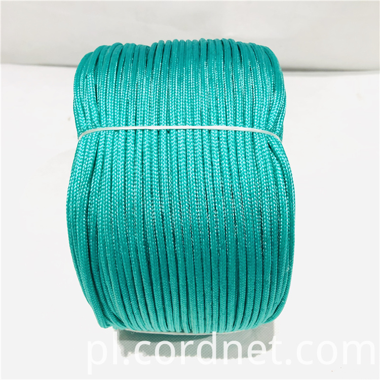 Green Pp Multi Braided Rope 1