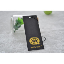 Eco-Friendly Paper Swing Tag for Garment Accessories