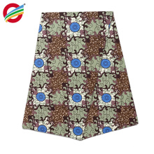 real african wax new product print fabric 100% cotton