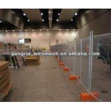 Временные ограждения стенды бетонные (Anping завод)