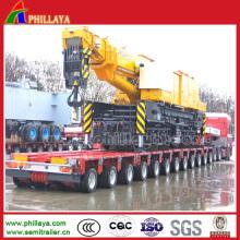 Heavy Duty Modular Semi Trailer with Hydraulic System