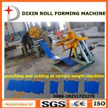Dx Ridge Tile Sheet Punching Machine