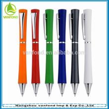 Unique design 2015 hot promotional items advertising ball pen