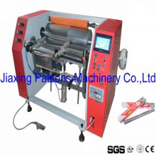 Китай Поставщик полуавтоматическая машина перемотки алюминиевой фольги