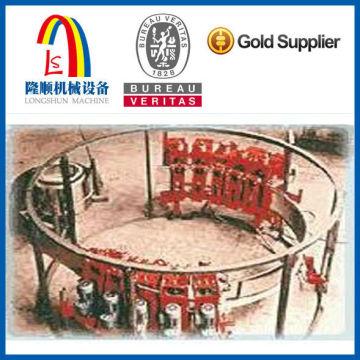 Новый станок для формовки стальных силосов Yingkou Longshun LSS41