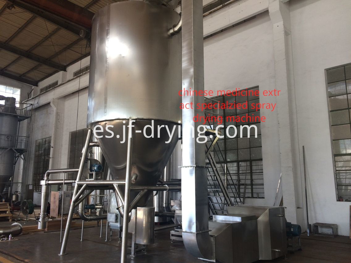 Spray dryer (18)