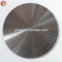 99.99% Распыляемой мишени мишени титана для покрытия вакуума