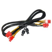 Chicote de fios da fonte de alimentação PCI Express