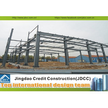 Easy Install, Low Cost Strong Steel Factory Warehouse