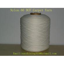 Nylon 66 BCF Carpet Yarn 1560Dtex/84F