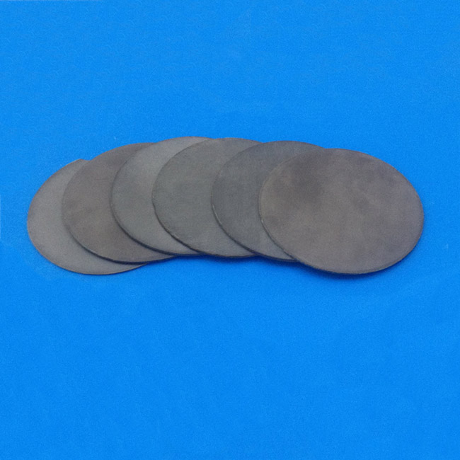 Silicon nitride ceramic wafer