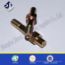 Boulon de pièces métalliques non conforme aux normes 8.8