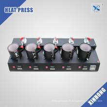 Xinhong Hot Selling 11oz MP150x5 5 en 1 Mug Press Machine