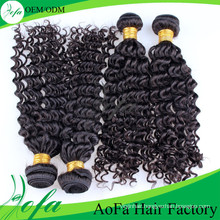Wholesale 100%Unprocessed Weavon Virgin Hair Human Hair Extension