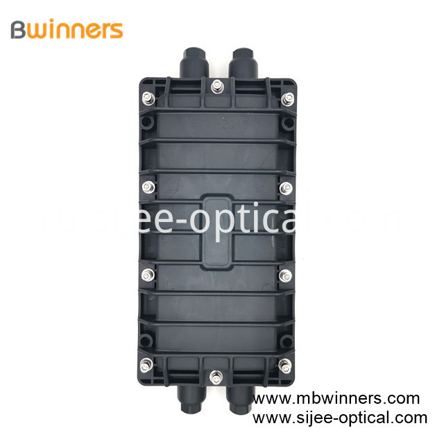 Fiber Optic Splice Enclosure