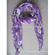 Viscose square cheap pashmina shawls wholesale