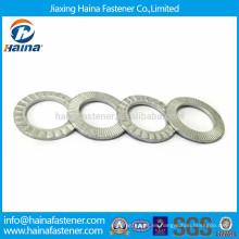 DIN25201 Arandela de retención DIN9250 con impresión de doble cara