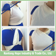 Vendaje triangular de gasa 100% algodón más talla