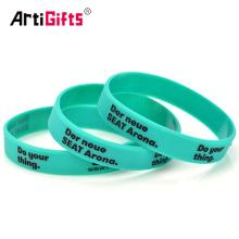 Customized design custom wristbands