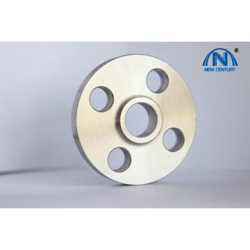 Bridas de acero de tubería estándar DIN