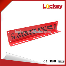 PLS03 Locks Padlock Station with 15 padlocks