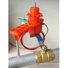 Elecpopular New Products Single Arm Universal Valve Lockout with Nylon Cable