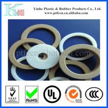 PTFE Flat Teflon Spacer / Valve Seat Ring Gasket
