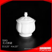 factory direct sales made in china ceramic porcelain sugar pack