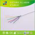 Security 8 Core Alarm Cable with Bare Copper Conductor Core