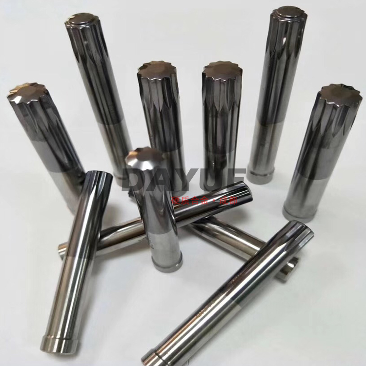 Carbide Cold Heading Punches and Pins