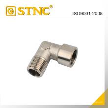 Neumático transición accesorios (Diada codo macho y hembra conector))