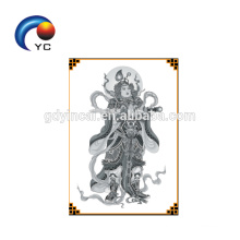 Foshan Factory Price Sexy Arm Girls Tattoo Temporary Sticker