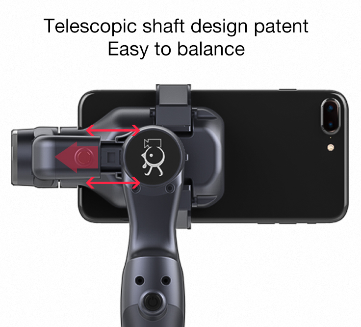 Gimbal Stabilizer for Iphone