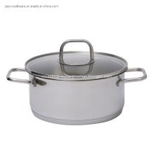 Olla de acero inoxidable para cocinar en restaurantes