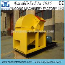 Yugong high efficiency disc wood chipping machine