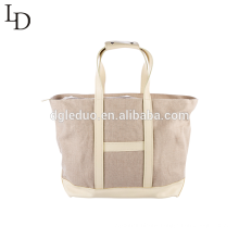 New design Large capacity canvas tote bag lady shoulder bag