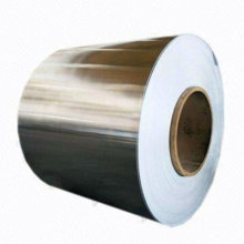 Bobina de aluminio recubierta de color 1050