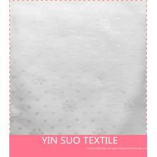 C200X160, branqueado, largura extra, sain, uso de cama, cama de hotel, jacquard, tecido têxtil