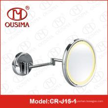 Bathroom Accessory Wall Mounted Folding Makeup Mirror