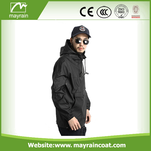 Foldable Outdoor Jacket