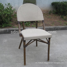 TC-(3) Modern teslin fabric chair/ teslin restaurant chair